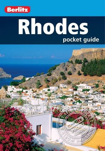 Berlitz: Rhodes Pocket Guide by