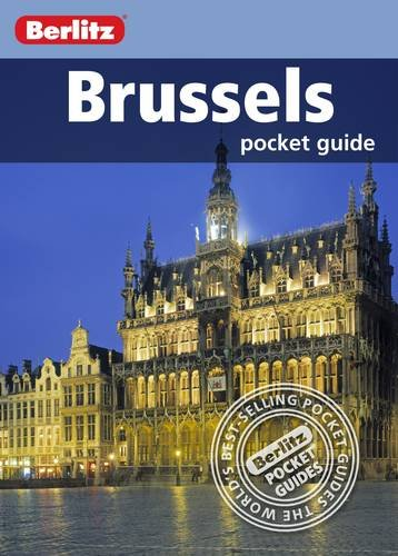 Berlitz: Brussels Pocket Guide by