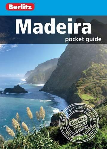 Berlitz Pocket Guides: Madeira By Berlitz
