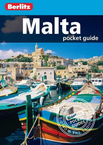 Berlitz: Malta Pocket Guide by