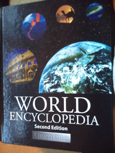 WORLD ENCYCLOPEDIA INSIGHT GUIDES SECOND EDITION