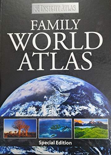 Family World Atlas By Heike Barnitzke