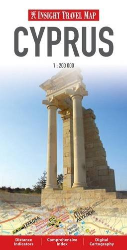 Insight Travel Maps: Cyprus