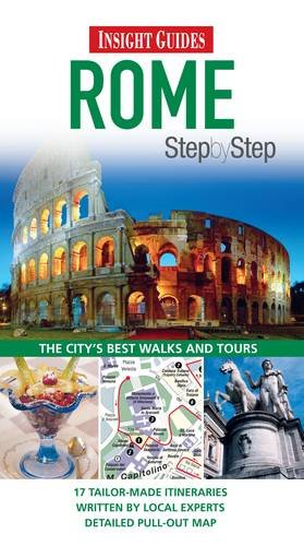 Insight Guides: Rome Step by Step By Insight Guides