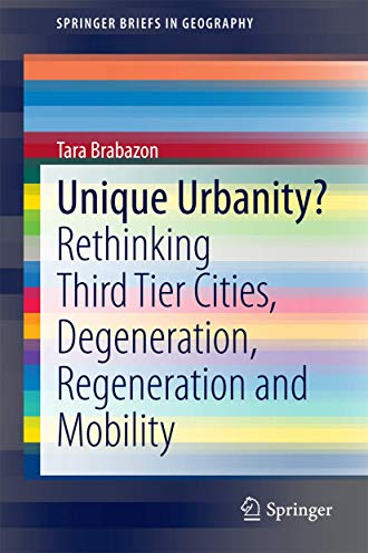 Unique Urbanity? By Tara Brabazon