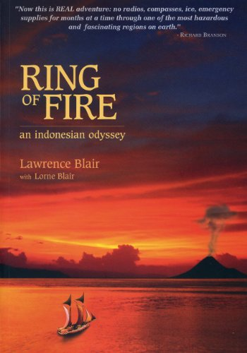 Ring of Fire: An Indonesian Odyssey By Lawrence Blair