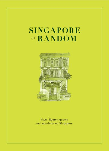Singapore at Random By Didier Millet