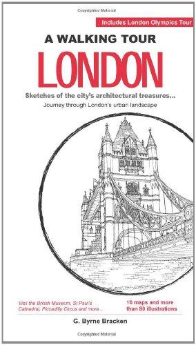 A Walking Tour London By G. Byrne Bracken