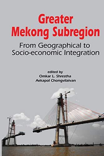 Greater Mekong Subregion By Omkar Lal Shrestha