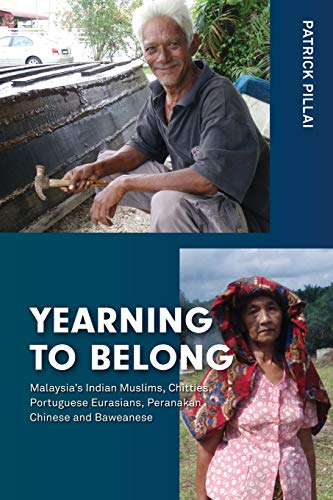 Yearning to Belong By Patrick Pillai