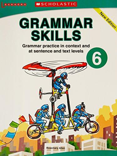 Grammar Skills-6 By Rosemary Allen