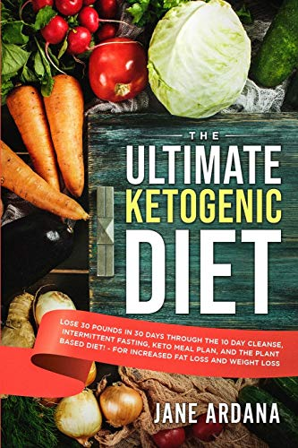 Ultimate Keto Cookbook By Jane Ardana