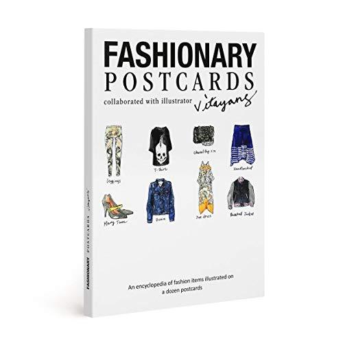 Fashionary Postcards By Fashionary