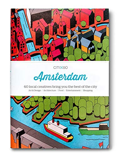 CITIx60 City Guides - Amsterdam By Victionary