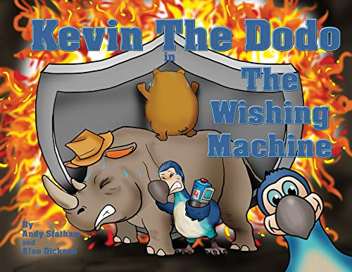 Kevin the Dodo in The Wishing Machine By Andy Statham