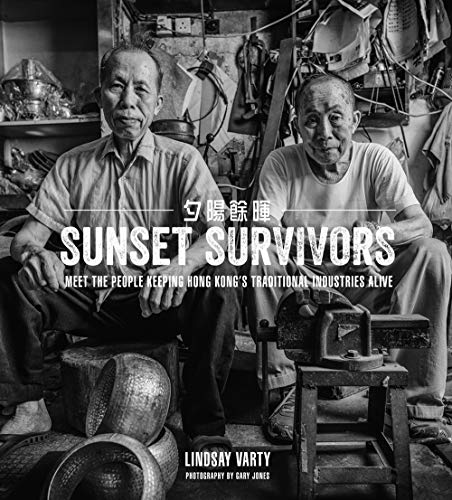 Sunset Survivors By Lindsay Varty