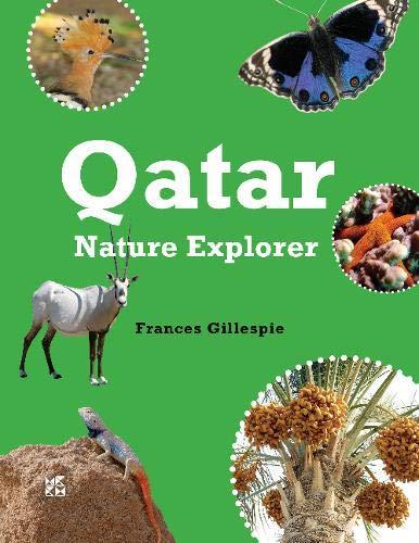 Qatar Nature Explorer By Frances Gillespie