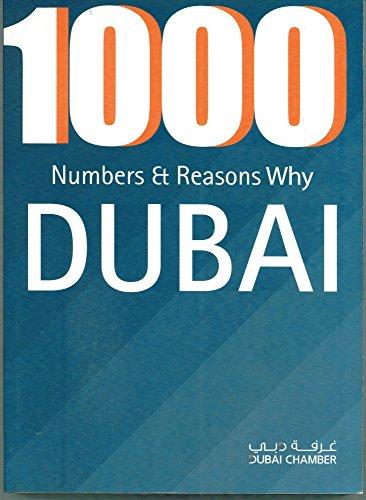 1000 Numbers & Reasons Why Dubai By Khaled Kassar