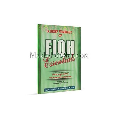A Brief Summary of Fiqh Essentials By Saheeh International Team; Umm Muhammad