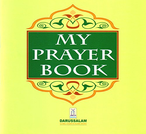 My Prayer Book By darussalam