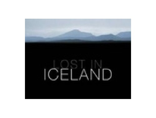 Lost in Iceland By Sigurgeir Sigurjonsson