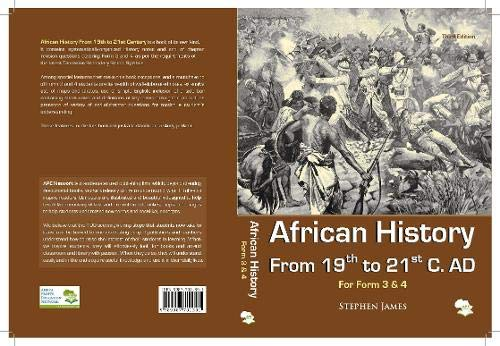 African History By Stephen James