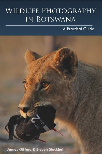 Wildlife photography in Botswana By James Gifford