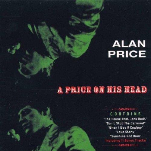 PRICE, Alan A Price On His Head...plus