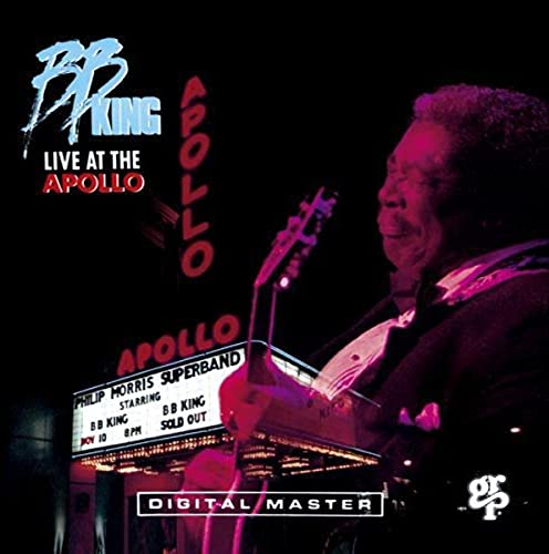 Bb King - Live at Apollo By Bb King