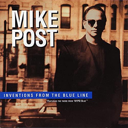 Mike Post - Inventions From the Blue Line By Mike Post