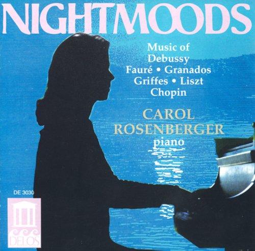 Carol Rosenberger - Night Moods By Carol Rosenberger