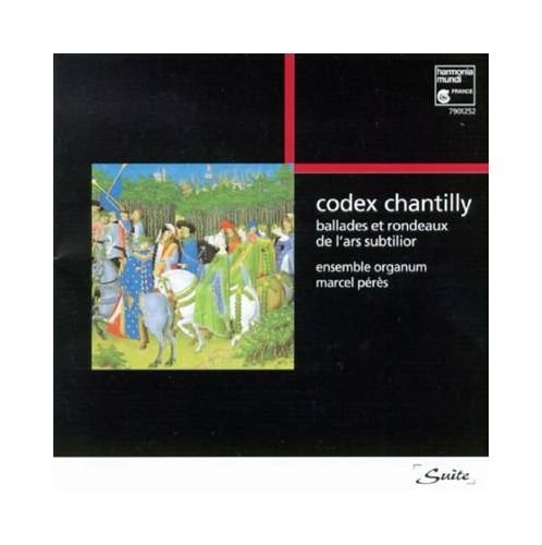 Peres - Codex Chantilly