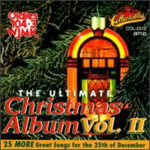 Various Artists - WCBS FM101.1 - Ultimate Christmas Album, Volume 2