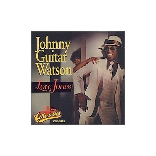 Johnny 'guitar' Watson - Love Jones