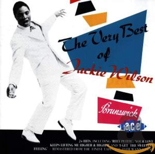 Wilson, Jackie - The Very Best of Jackie Wilson By Wilson, Jackie