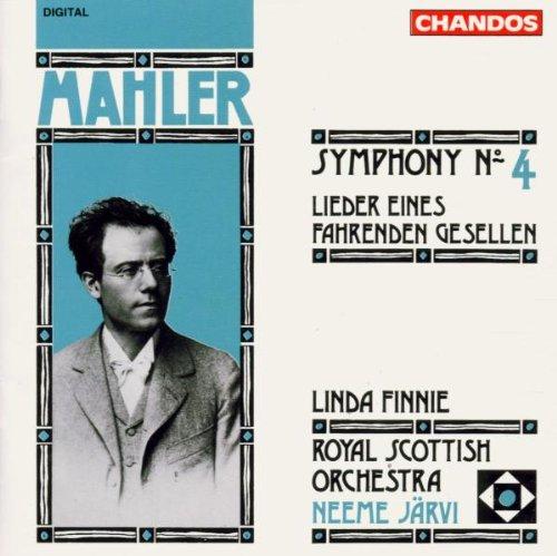 Mahler: Symphony No. 4 / Lieder eines fahrenden Gesellen
