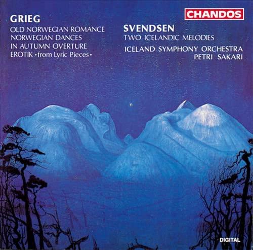 Grieg: Old Norwegian Romance; Norwegian Dances; Svendsen: Two Icelandic Melodies