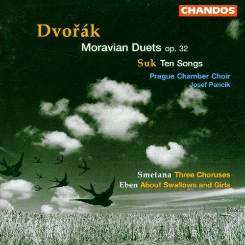 Dvorak/Suk - Moravian Duets/Prague Cc/Pancik By DvorakSuk