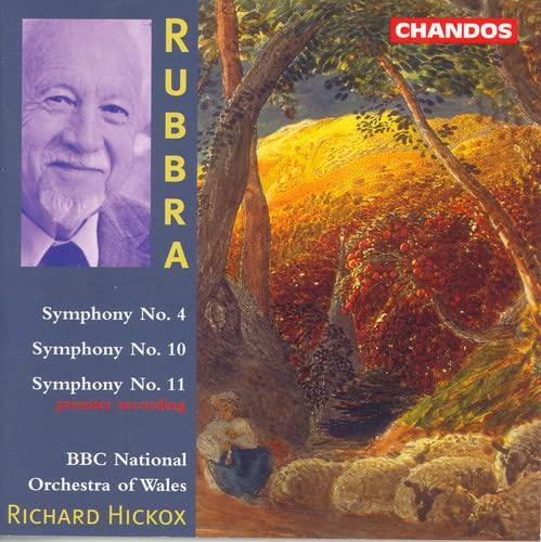 Rubbra - Symphonies 4 & 10-11