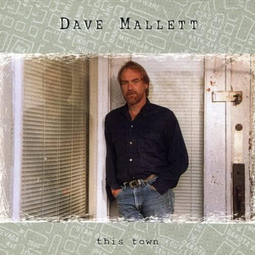 Dave Mallett - This Town