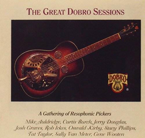 Various Artists - The Great Dobro Sessions By Various Artists
