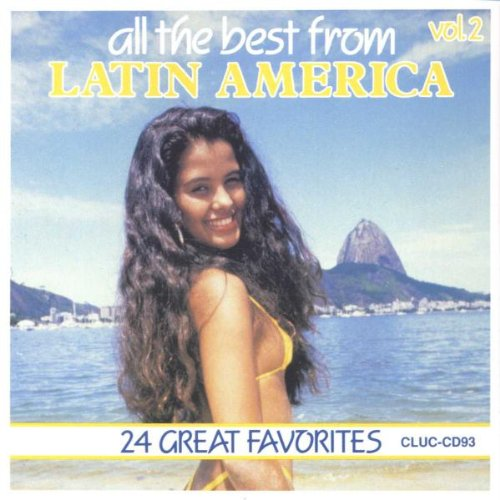 Latin America-All the Best Fro - Vol. 2-Latin America-All the B