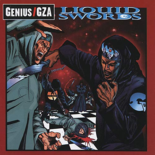 Liquid Swords By Genius/GZA