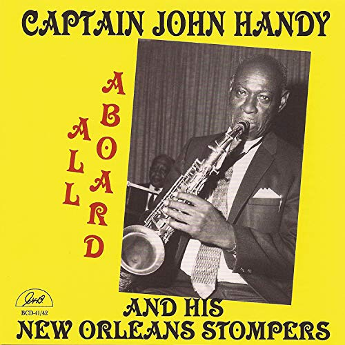 Capt. John Handy - And His New Orleans Stompers