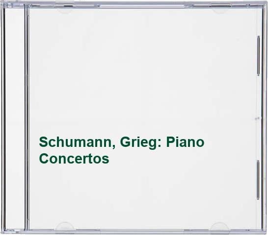 Schumann, Grieg: Piano Concertos -  CD UHVG The Cheap Fast Free Post The Cheap