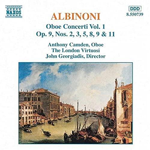 Albinoni: Oboe Concerti Vol. 1