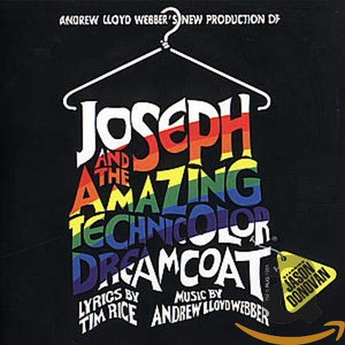 Joseph and the Amazing Technicolor Dreamcoat: 1991 London Palladium Cast By Various Performers
