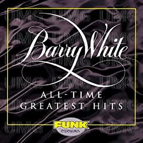 Barry White - All-Time Greatest Hits By Barry White