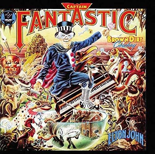 Elton John - Captain Fantastic and the Brown Dirt Cowboy By Elton John