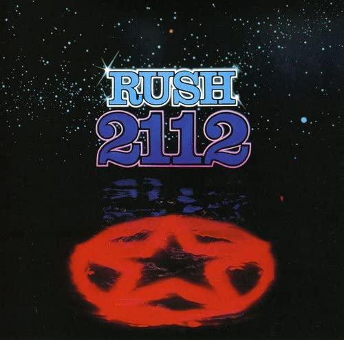Rush - 2112 By Rush